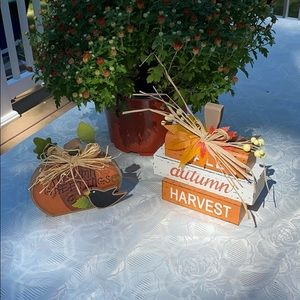 Fall Harvest Table Decorations